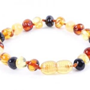 Baltic Amber SOS jewelry child